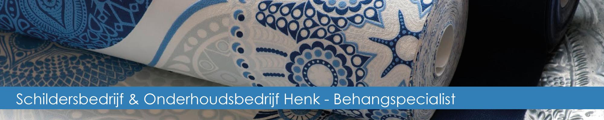 Schildersbedrijf-&-Onderhoudsbedrijf-Henk---Specialisten-in-Behangen---De Lier